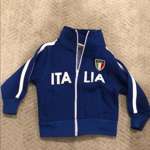 Authentic Italia sweatshirt